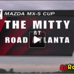 Foss Wins First MX-5 Cup Race of 2008 at Road Atlanta