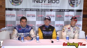 Mid ohio post race 1 interviews