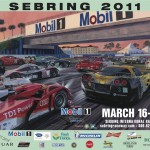 <b>SEBRING UNVEILS 2011 12 HOURS EVENT POSTER </b>