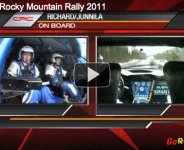 CRC Rocky Mountain Rally 2011 – ANTOINE L'ESTAGE WINS TIGHT BATTLE AT SUBARU CALGARY ROCKY MOUNTAIN RALLY