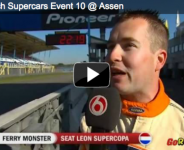 2011 Dutch Supercars Event 10 @ Assen