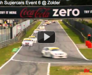 2011 Dutch Supercars Event 6 @ Zolder