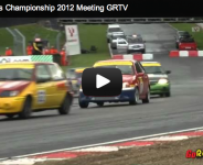 UK Dunlop Ford Fiesta Championship Meeting 11+12 Brands Hatch