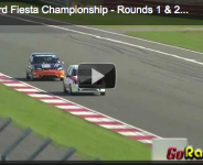 2011 UK Ford Fiesta Championship – Rounds 1 & 2 Silverstone