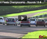 2011 UK Ford Fiesta Championship – Rounds 13 & 14 Lydden Hill