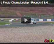 2011 UK Ford Fiesta Championship – Rounds 5 & 6 Donington