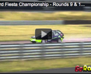 2011 UK Ford Fiesta Championship – Rounds 9 & 10 Rockingham