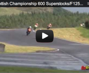 2012 Scottish Championship 600 Superstocks/F125 @ Knockhill Program 3
