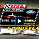 <b>Video Coverage of the SCCA Pro Racing Spec Racer Ford Series @ Mosport</b>