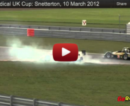 Dunlop Radical UK Cup: Snetterton, 10 March 2012
