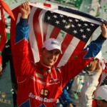 <b>Rahal matches father's win 30 years later </b>