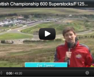 2012 Scottish Championship 600 Superstocks/F125 @ Knockhill Program 2