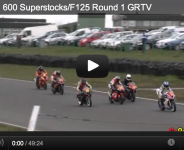 2012 Scottish Championship 600 Superstocks/F125 @ Knockhill Program 1
