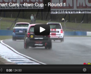2012 Smart Cars – 4two Cup – Round 1