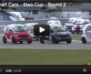 2012 Smart Cars – 4two Cup – Round 2