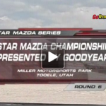 2006 Star Mazda Series North American Championship presented by Goodyear – Round 6 at Miller Motorsports Park