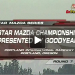 2006 Star Mazda Series North American Championship presented by Goodyear – Round 7 at Portland