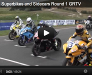 2012 Scottish Championship Superbikes and Sidecars @ Knockhill Program 1