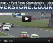 2012 Dunlop UK Ford Fiesta Championship — Meeting 1&2 – Silverstone