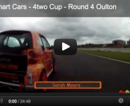 2012 Smart Cars – 4two Cup – Round 4 Oulton
