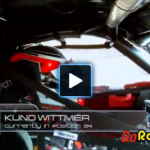 Kuno Wittmer and Viper wins inaugural round of the US GT Championship.