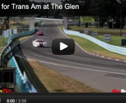 Big Field for Trans Am at The Glen