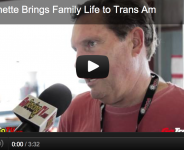 Bob Monette Brings Family Life to Trans Am